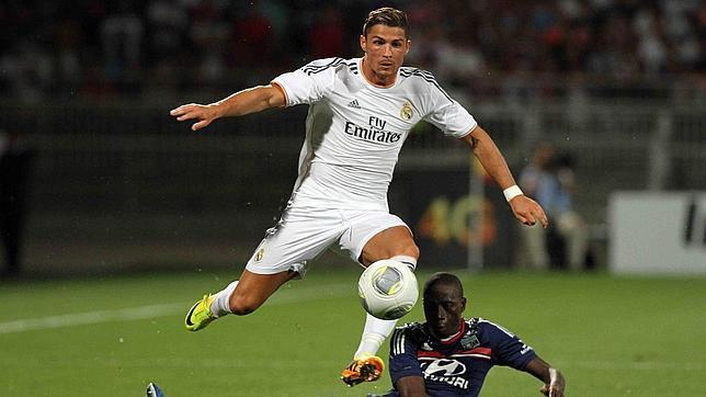 El Madrid ofrecerá 13 millones netos anuales a Cristiano