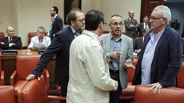 Chesús Yuste, el diputado más activo en el Congreso
