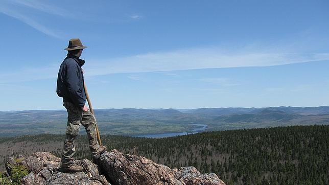 Descubre una catarata que no estaba cartografiada en Canadá