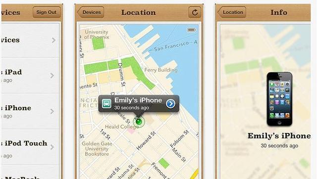Las cinco aplicaciones para encontrar tu «smartphone» en caso de pérdida