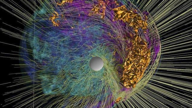 El Observatorio de Mallorca descubre una supernova a 575 millones años luz