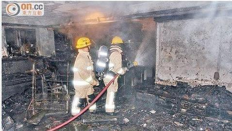 La explosión de un Galaxy S4, presunta causa del incendio de una vivienda