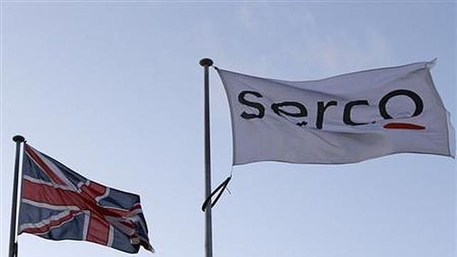 Serco, la compañía que controla Gran Bretaña