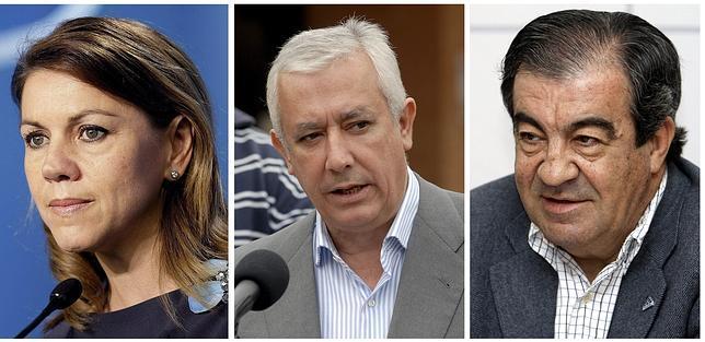 Ruz cita como testigos a Cospedal, Cascos y Arenas en agosto por el «caso Bárcenas»