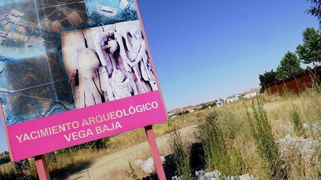 Vega Baja, futuro «pulmón verde» de Toledo