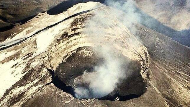 Estudian cómo se comportan los volcanes antes de que la erupción sea inevitable