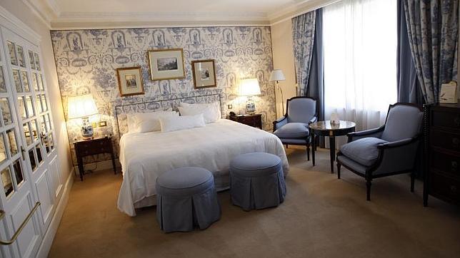 Cinco hoteles de 5 estrellas en madrid for Listado hoteles 5 estrellas madrid