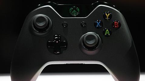 El mando de la Xbox One