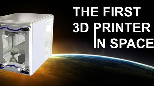 La NASA quiere instalar una impresora 3D en el espacio