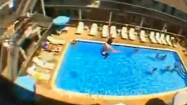 Fallece un hombre en Magaluf tras precipitarse de la novena planta de un hotel