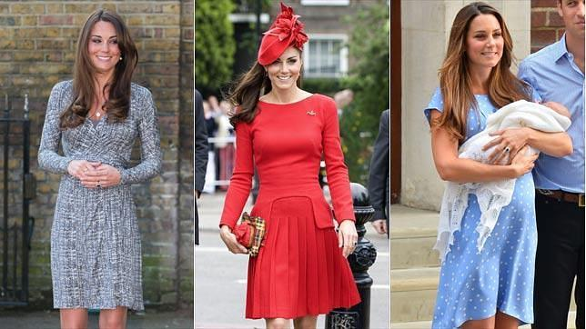 Catalina de Cambridge, la mejor vestida por cuarto año consecutivo