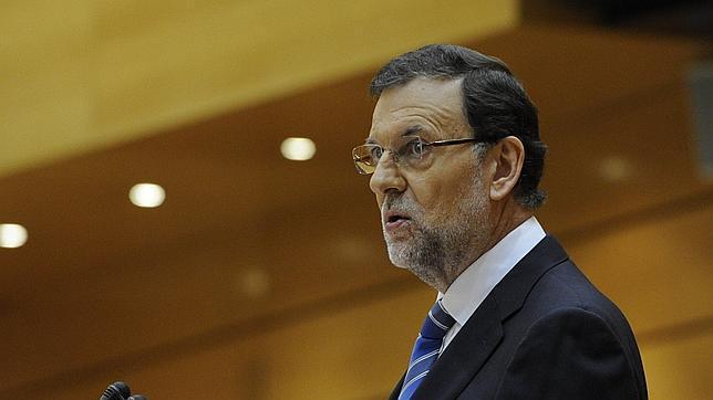 Rajoy parafrasea a Rubalcaba: «'El Mundo' tergiversa para generar una calumnia»