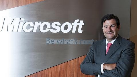 César Cernuda, máximo responsable de Microsoft para el área Asia-Pacífico