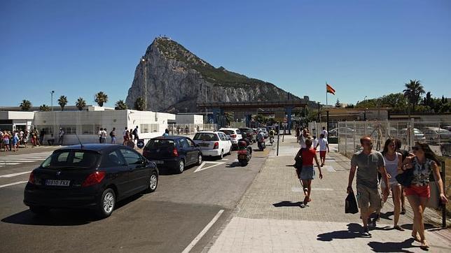 frontera Gibraltar