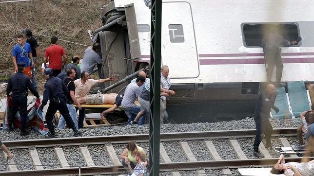 Accidente de Santiago: ¿Por qué yo me he salvado y las otras personas no?