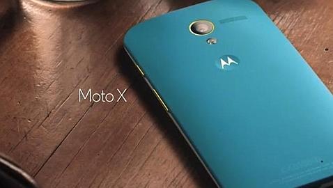 El nuevo Moto X, frente a frente al Samsung Galaxy S4 y al iPhone 5