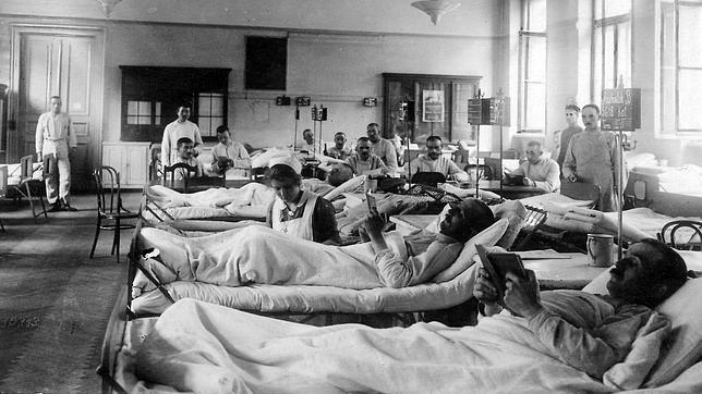 El hombre que tuvo casi 500 hijos durante la Primera Guerra Mundial