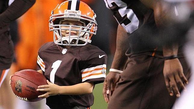 El touchdown más emotivo de los Cleveland Browns