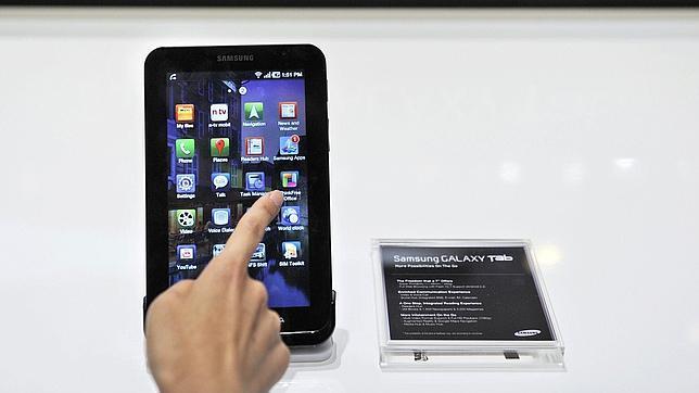 Las tabletas Android superan a los iPad por primera vez