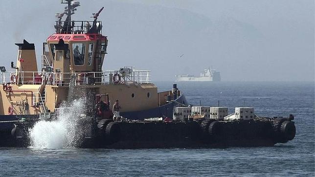 Los pescadores apoyan las medidas del Gobierno en el conflicto con Gibraltar
