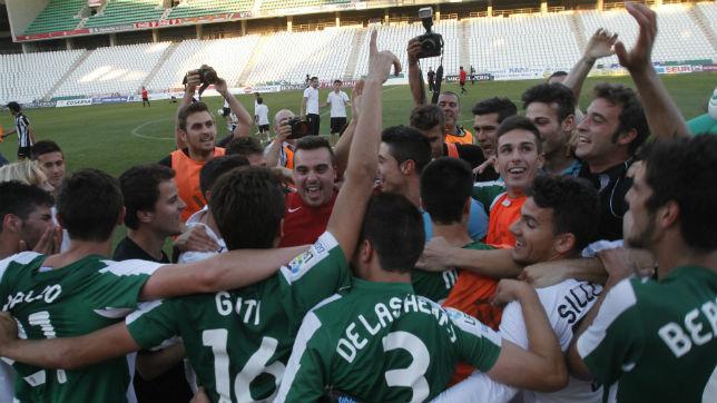El Córdoba B jugará en Segunda B