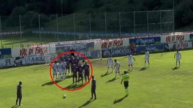 Gianni Vio, el goleador invisible de la Fiorentina