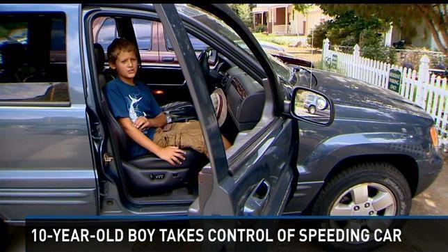 El menor, de 10 años, ha salido calificado como héroe