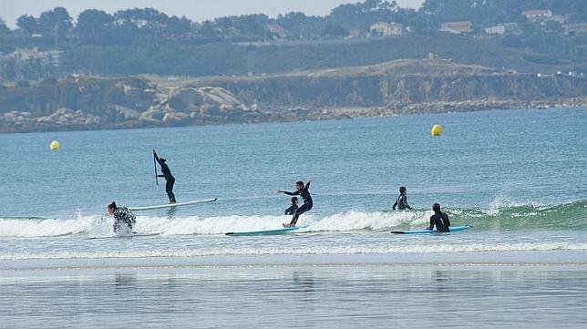 Diez playas para disfrutar del Paddle Surf