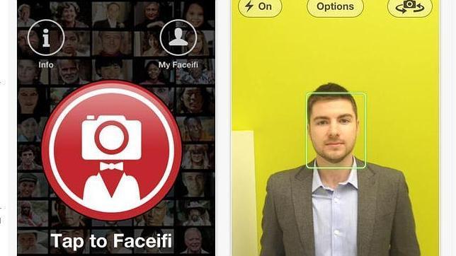 Faceifi, una red social basada en el reconocimiento facial