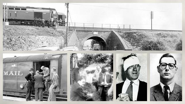 Asalto al tren de Glasgow: «Si gritas, eres hombre muerto»
