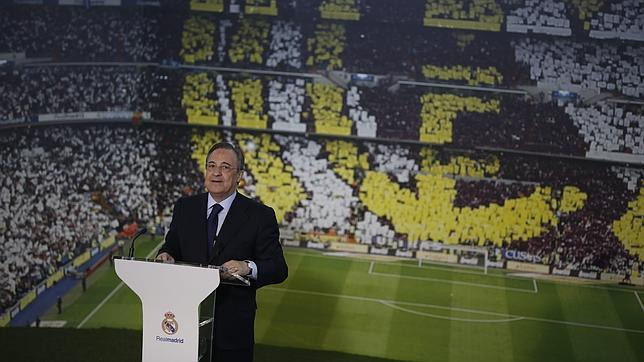 Real Madrids debt stands at €541m, double the amount Florentino Perez inherited [Carlos Mendoza, AS interview]