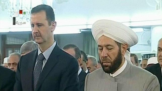 El Ejército sirio niega que el convoy en el que viajaba Al Assad haya sido atacado Bolinaga, ocasión de enmienda