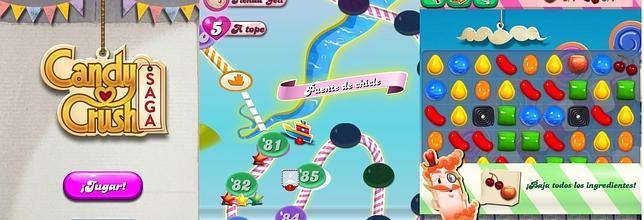 La mecánica del Candy Crush es simple; dejar de jugar es más dificil
