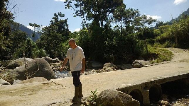 El asesinato del activista español pudo ser obra de cazadores