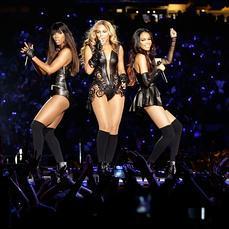 La actuación de Beyoncé ha sido uno de los momentos más «tuiteados»
