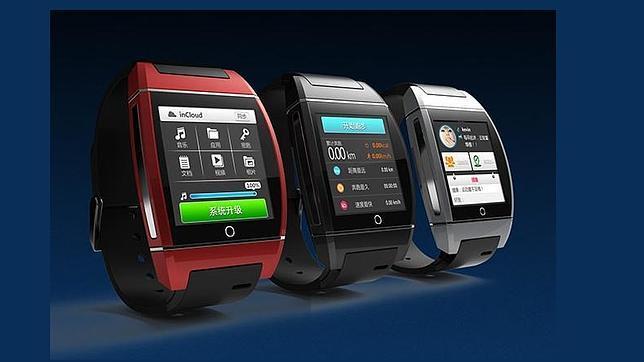 InWatch, el nuevo reloj inteligente con Android 4.0 y tarjeta SIM