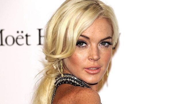Lindsay Lohan, de fiesta hasta por la mañana