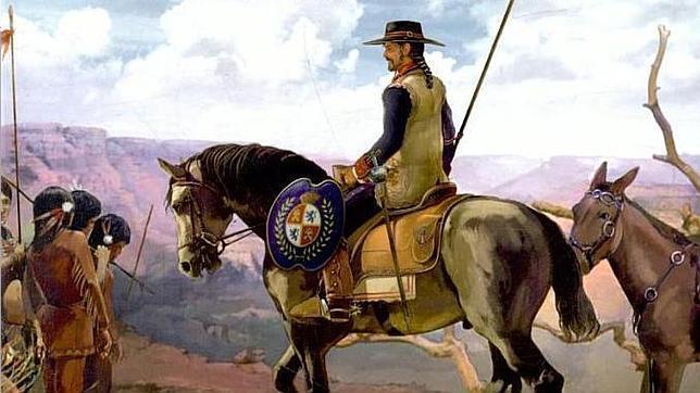 Cuando los españoles conquistaron América... del Norte