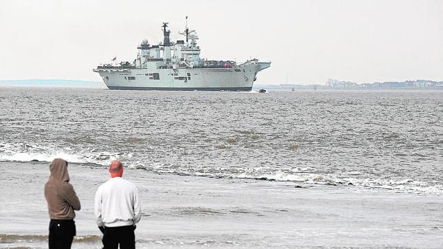 Una Royal Navy para Picardo