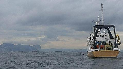 El barco de los cazatesoros