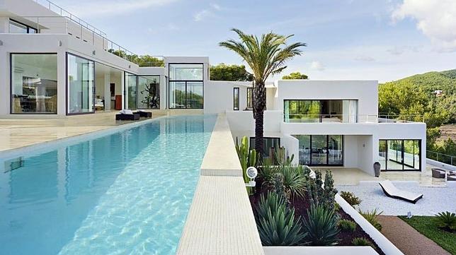 Seis villas de lujo para relajarse y disfrutar de las Hotel lujo sierra madrid