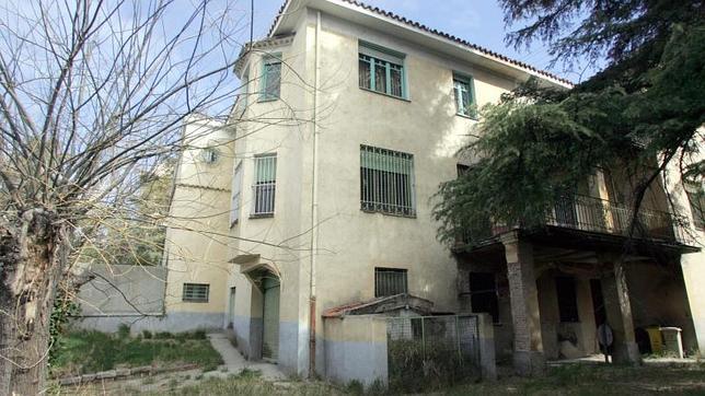 La casa del Premio Nobel de la generación del 27 ha caído en el abandono