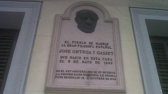 La casa de Ortega y Gasset está junto a la Puerta de Alcalá y el Parque de El Retiro
