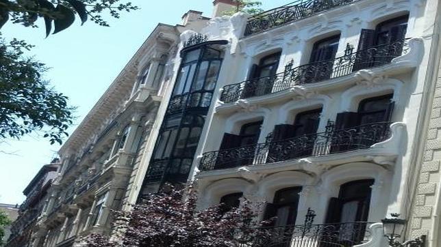 Casa Pérez Villaamil: El capricho de un visionario