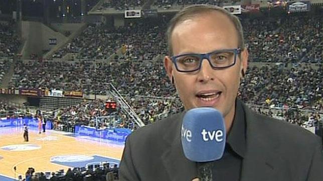 Ernest Riveras, comentarista de TVE: «¡La madre que los trajo! Así mañana no comento»