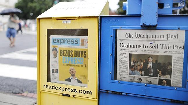 Los periódicos, el nuevo trofeo para millonarios