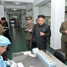 La supuesta primera fábrica de smartphones norcoreana