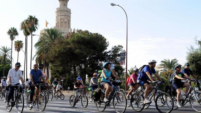 Diez ciudades españolas para moverse en bicicleta