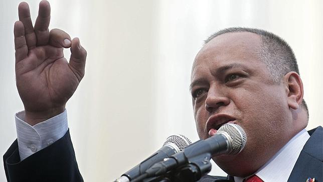 Cabello: «El brazo de la justicia va a llegar al asesino fascista de Henrique Capriles»