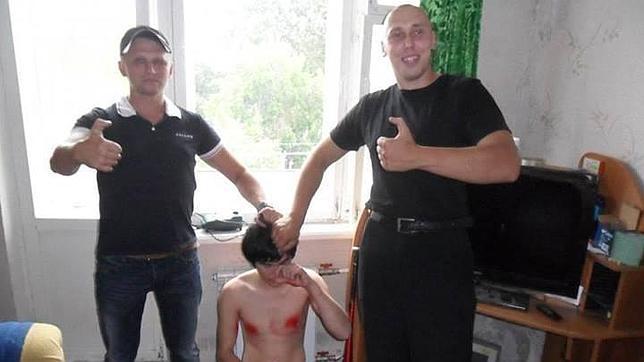 Caza al homosexual en Rusia